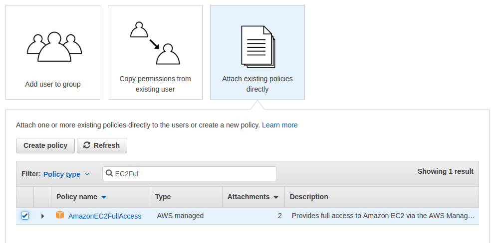 Using Laravel Forge with Amazon Web Services